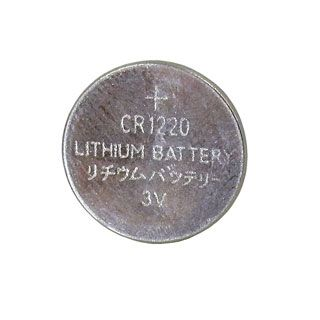 CR1220 3 VOLT, 40 MAH LITHIUM BATTERY