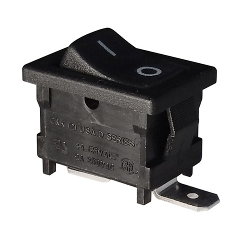 ON-OFF MINI ROCKER SWITCH
