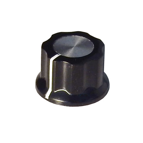 "3/4"" DIAMETER KNOB FOR 1/4"" SHAFT"