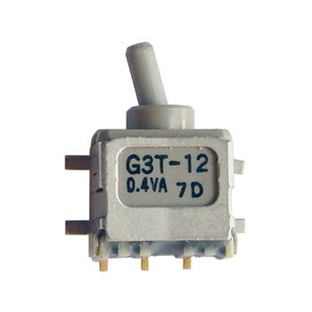 spdt sub mini toggle switch surface mount all electronics corp rh allelectronics com