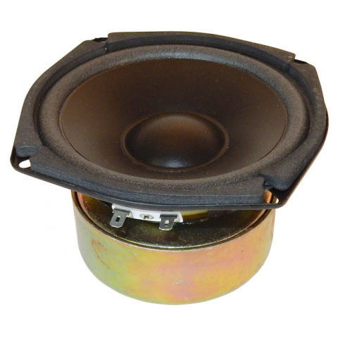 "5.25"" 70W SHIELDED WOOFER, 8 OHM"