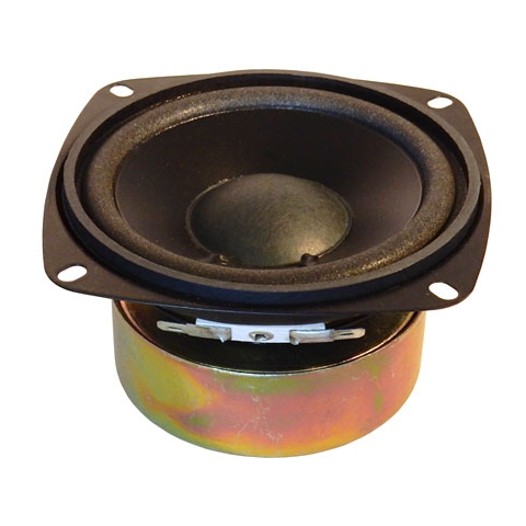 "4"" 40W SHIELDED WOOFER, 8 OHM"