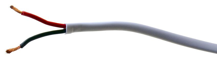 2-COND. AWG 14 STRANDED IN-WALL CABLE