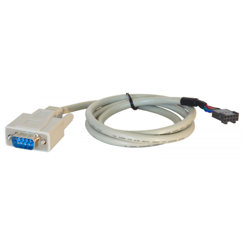 CABLE W/ DB-9M CONNECTOR, 3'