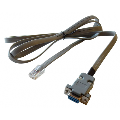 CABLE W/ DB-9S CONNECTOR, 5'