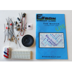 14 EDUCATIONAL ELECTRONICS PROJECTS, BOOK & PARTS KIT