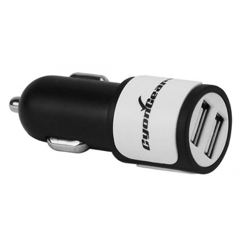 2.1A DUAL USB CAR CHARGER