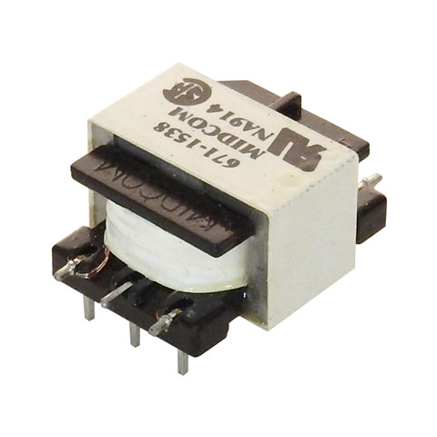 DATA / VOICE COUPLING TRANSFORMER
