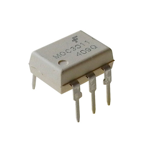 MOC3011 OPTOISOLATOR - TRIAC OUTPUT