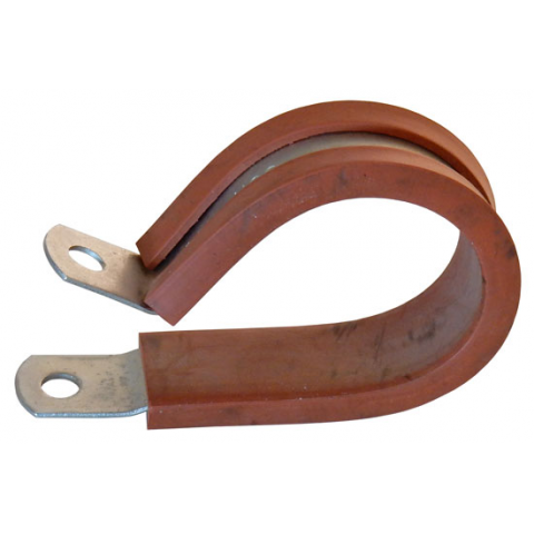 "1 5/16"" DIA. CUSHIONED LOOP CLAMP"