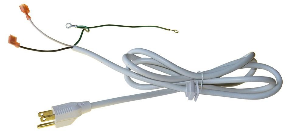 6.5' 3-CONDUCTOR POWER CORD