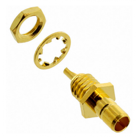 AMPHENOL SMB RF CONNECTOR, 50 OHM