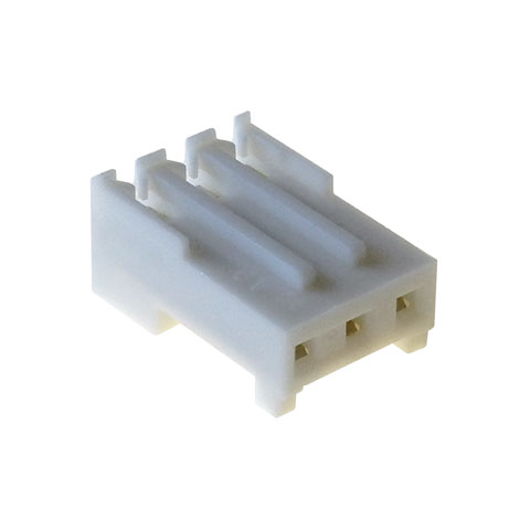 3-PIN FEMALE CONNECTOR, 0.156""