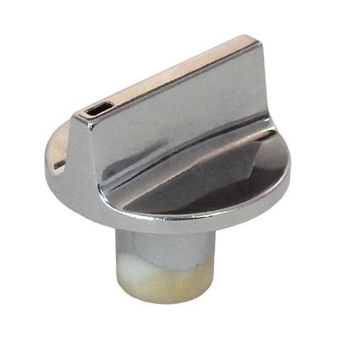 FLAT POINTER KNOB FOR 6MM SHAFT