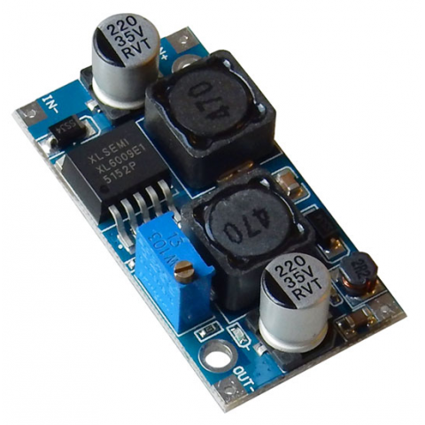 BUCK-BOOST REGULATOR