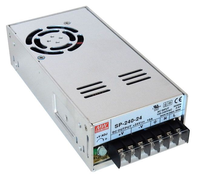 24vdc 10a Power Supply All Electronics Corp