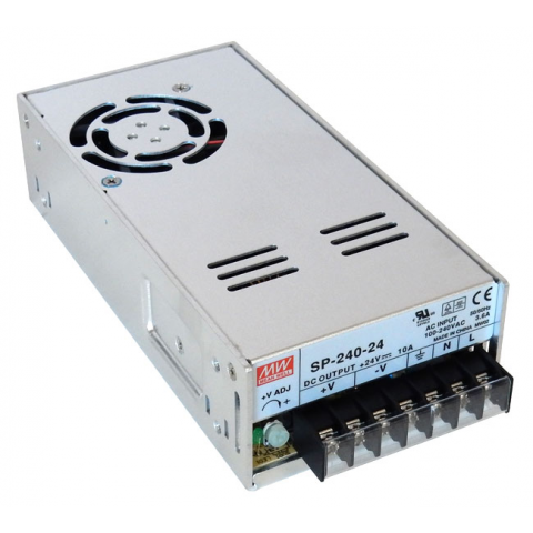 24VDC 10A POWER SUPPLY