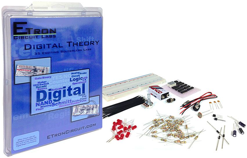 DIGITAL THEORY 35 EXCITING LABS KIT