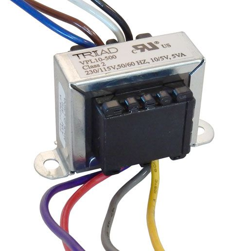 10v 5v 5va Transformer All Electronics Corp
