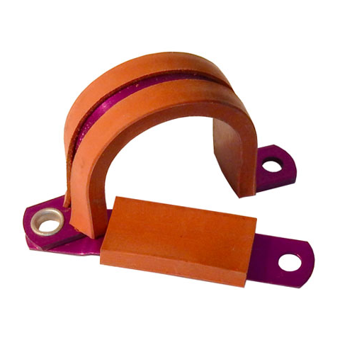 "1.25"" DIA. CUSHIONED LOOP CLAMP"