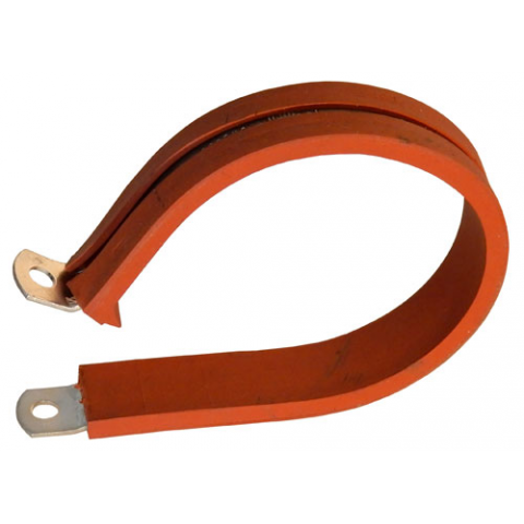 "2.25"" DIA. CUSHIONED LOOP CLAMP"