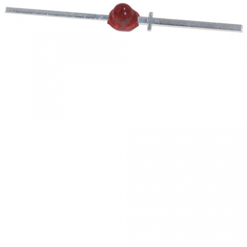 RED MINI-AXIAL LED