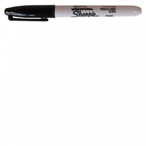 DIRECT ETCH RESIST PENS, FINE POINT,BLACK