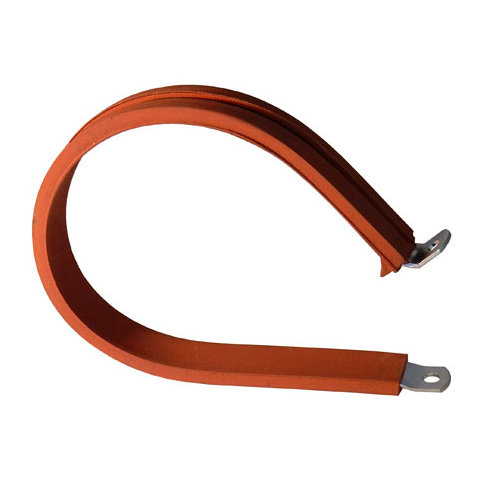 "2 3/4"" DIA. CUSHIONED LOOP CLAMP"