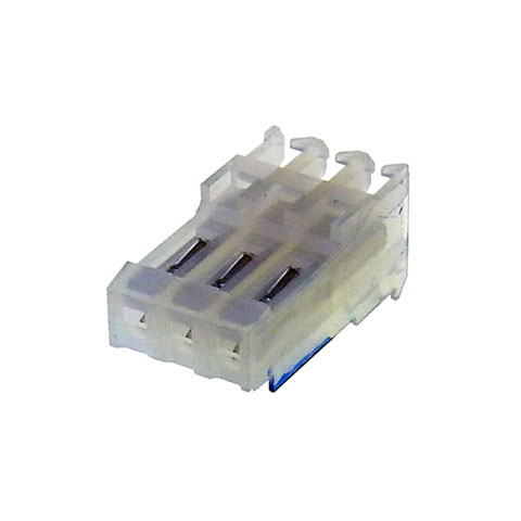 3-COND. MAS-CON IDC CONNECTOR, .1""