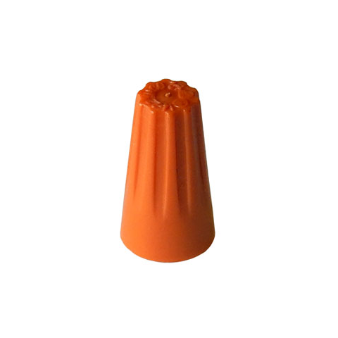 ORANGE WIRING NUT, 18-24 AWG