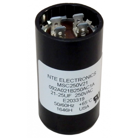 Emi Suppression Capacitor W Ferrites All Electronics Corp