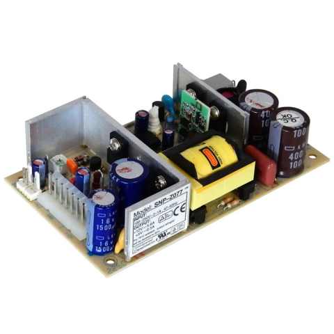 POWER SUPPLY, 12V/5.6A, 5V/0.5A