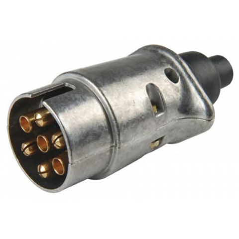 7-PIN HELLA 12V TRAILER PLUG