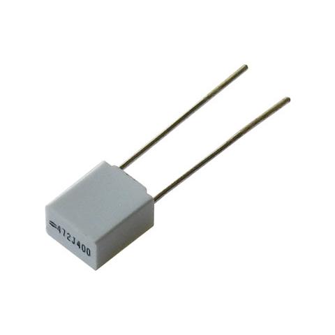 .0047UF 400V METALLIZED POLYESTER CAPACITOR