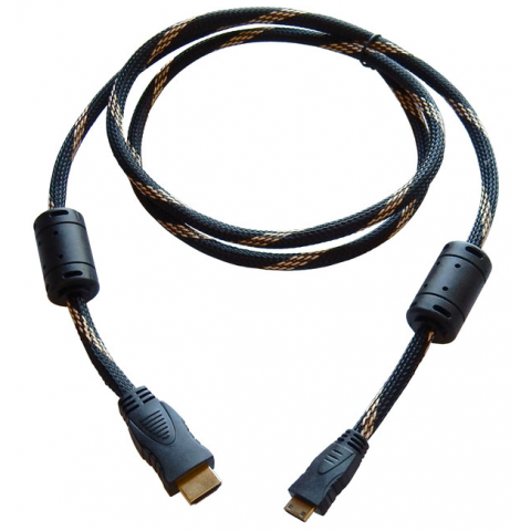 HDMI TO MINI-HDMI CABLE, 5FT