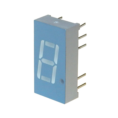 "0.40"" 7-SEGMENT LED DISPLAY, RED"