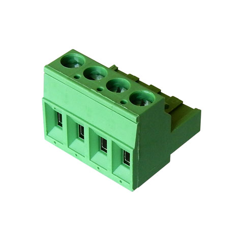 4-POSITION PLUGGABLE TERMINAL BLOCK