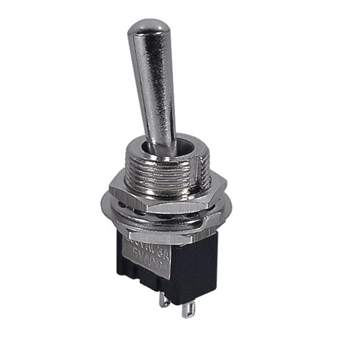 SPST ON-OFF TOGGLE SWITCH