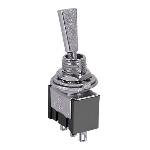 SPDT ON-OFF-ON MINI-TOGGLE SWITCH