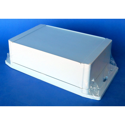"WATERTIGHT ENCLOSURE, 7.1"" X 4.7"" X 2.44"""
