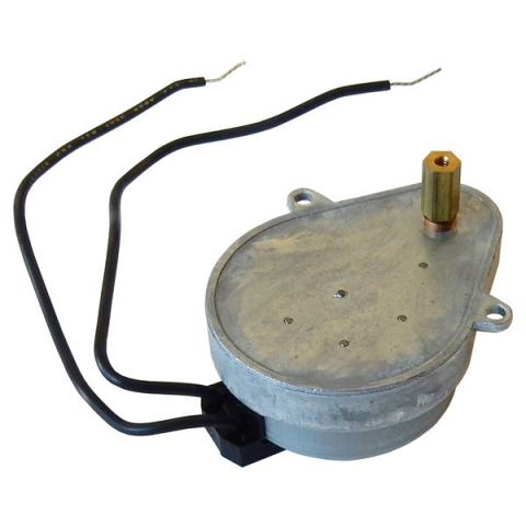 Motors all electronics corp for Low rpm stepper motor