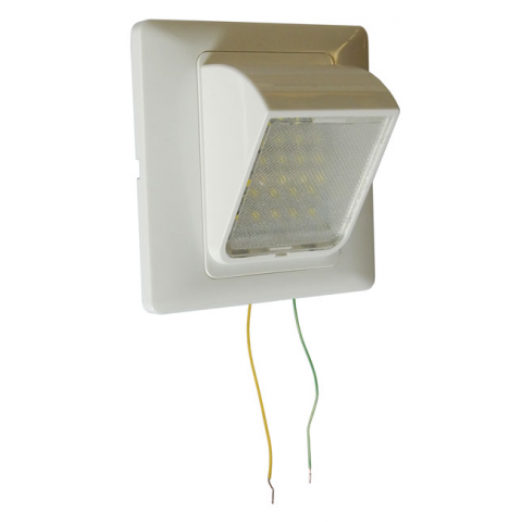 LED WALL WASHER, 120 VAC
