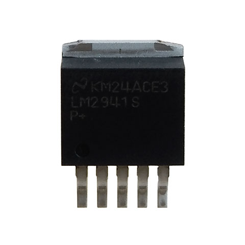 LM2941S ADJUSTABLE VOLTAGE REGULATOR