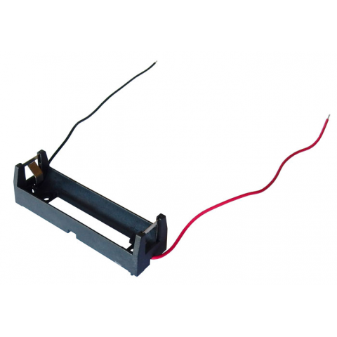 HOLDER FOR 18650 LITHIUM BATTERY
