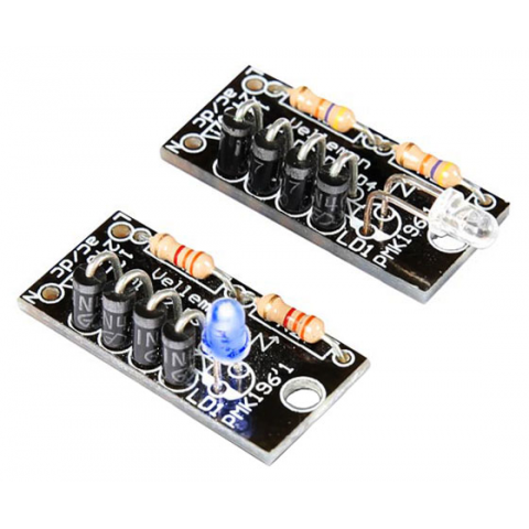 MULTI VOLTAGE PILOT LED KIT