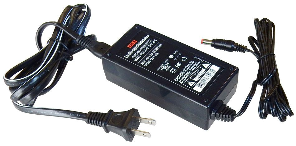 12 VDC 3 AMP POWER SUPPLY, SPECIAL