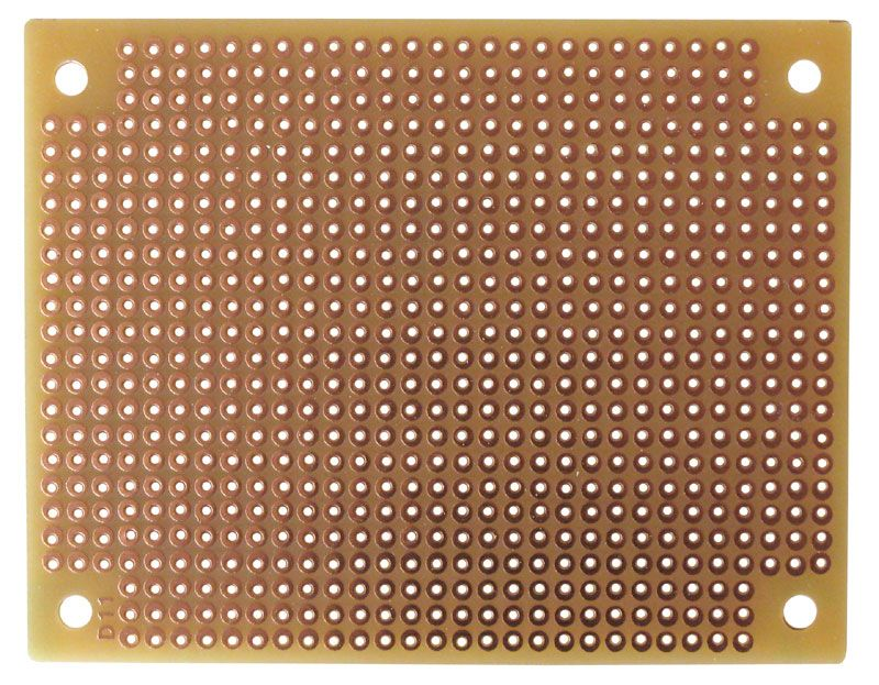 2 1 2 x 3 1 8 solderable perf board all electronics corp rh allelectronics com Veroboard Radio Shack Soldering Board