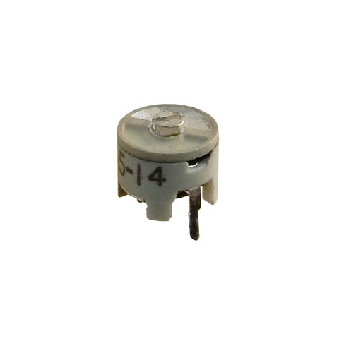 10 Pf Surface Mount Ceramic Trimmer Capacitor Taiwan