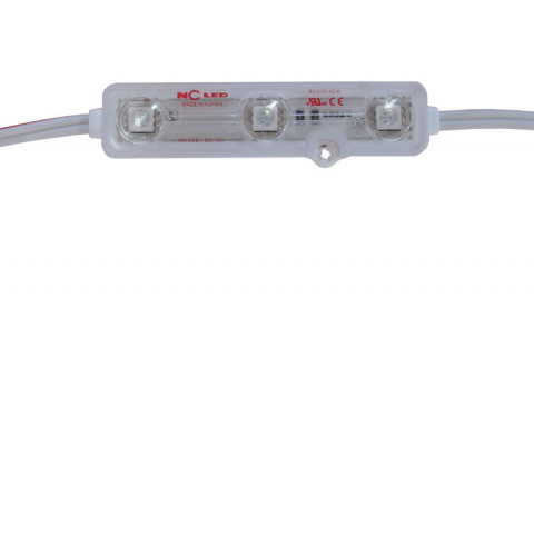 12 VOLT RED LED MODULE STRIP