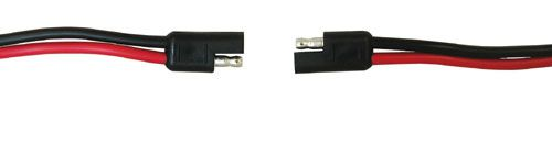 2-CONDUCTOR WATERPROOF CONNECTOR, AWG 10